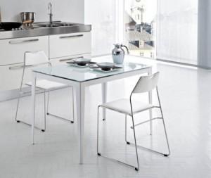 Hvide Køkkenstole